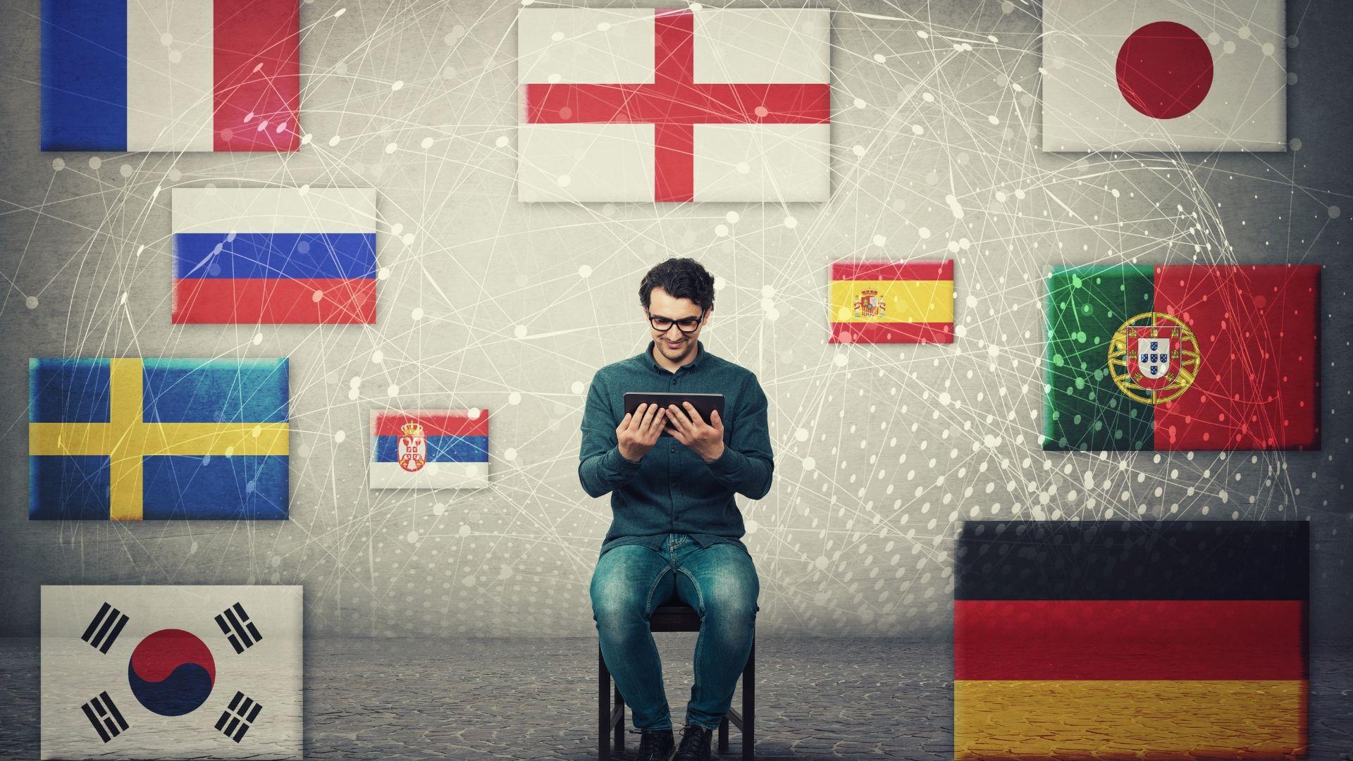 Localization services, professional translation, dubbing services