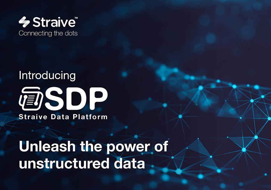 Straive Data Platform, SDP